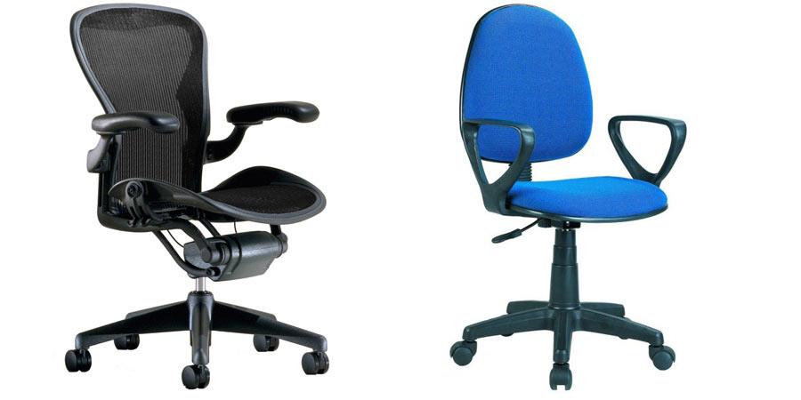 Sillas para oficina en cali pereira armenia tulua buga for Costo de sillas para oficina